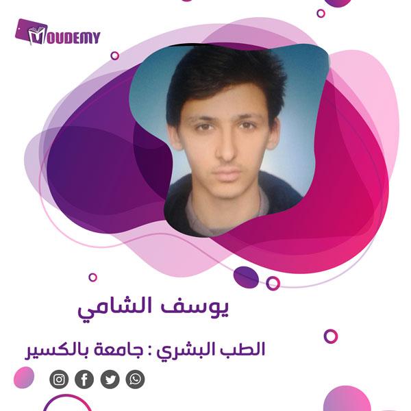 يوسف الشامي