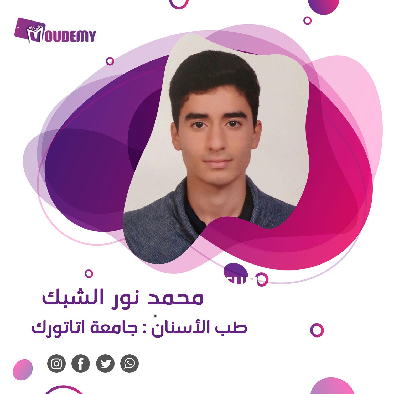 محمد نور الشبك